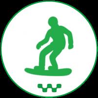 Услуга перевозка лыж и сноубордов