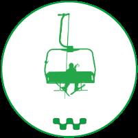Такси на горнолыжные зимние курорты СПб