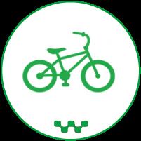 Услуга перевозка велосипедов