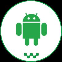 Заказ такси через приложение IOS и Android