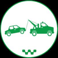 Буксировка автомобиля в СПб