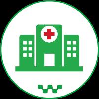 Такси в больницу или роддом